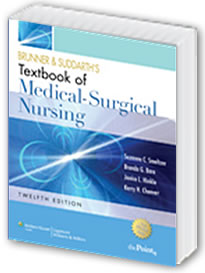 The facts about brunner suddarths textbook of medical surgical cover image of brunner and suddarths textbook of medical surgical nursing fandeluxe Image collections